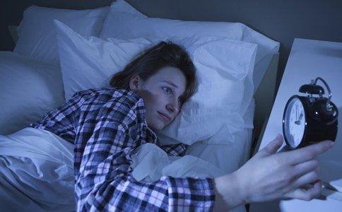 失眠的常见症状有哪些